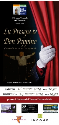 LU PRESEPE TE DON PEPPINO